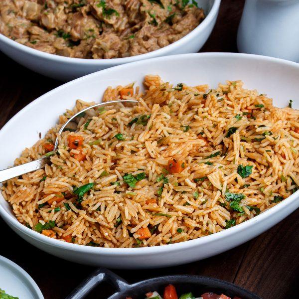 Railtown's Addons - Cumin rice